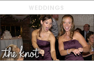 Check out FEVER - as seen on the knot!